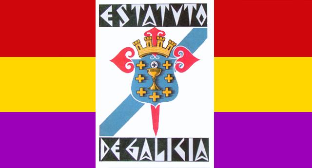 El Estatuto de Galicia en tiempos de la II República