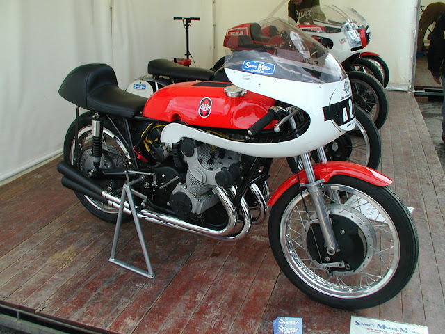 Gilera 500 4-C Grand Prix Motorcycle