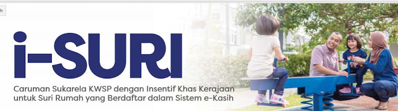 Beberapa Maklumat Mengenai i-SURI/KWSP
