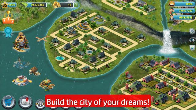 City Island 3 - Building Sim APK MOD Unlimited Money