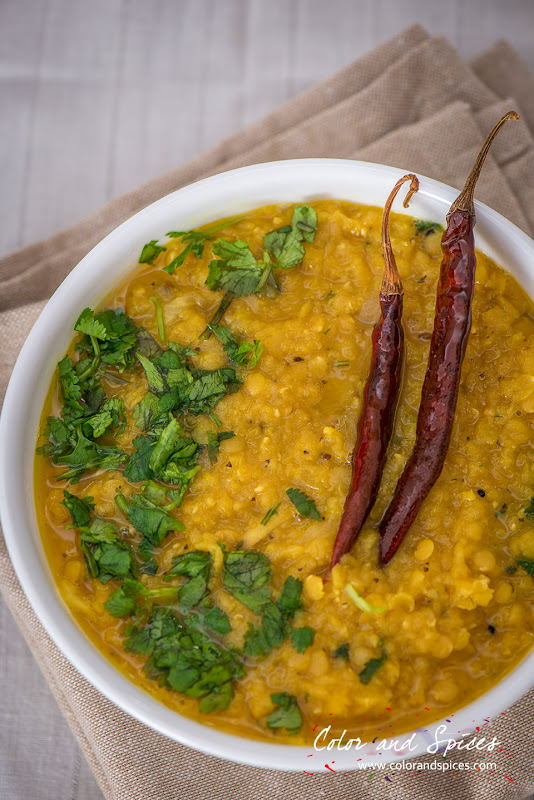 how to make bengali dal bori