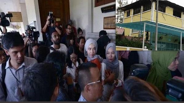 Keputusan Mahkamah, Enam Suspek Bakar Tahfiz Didakwa, Seorang Dibebaskan !!!