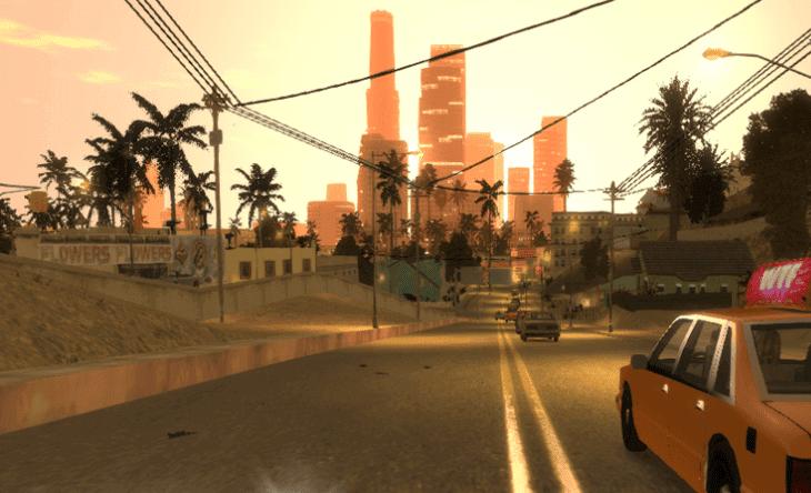 تحميل لعبة جاتا 10 GTA للكمبيوتر مجانا