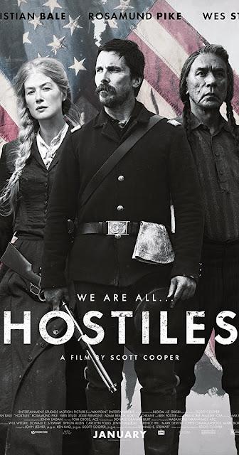 Hostiles (2017) ταινιες online seires xrysoi greek subs