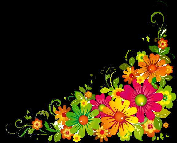 Dibujos Para Esquinas De Hojas: Dibujos De Flores Para Esquinas