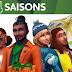 Les Sims 4 - Amusez-vous toute l'année avec le pack d'extension Saisons