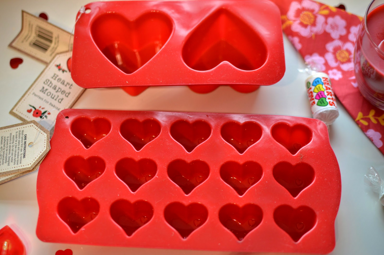 , Valentine's Gift Ideas with Home Bargains
