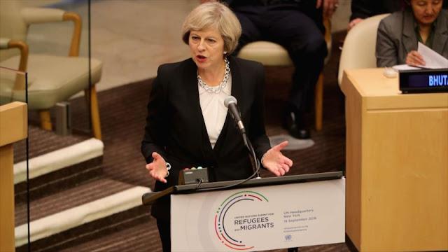 Londres: No estamos en Siria para golpear a fuerzas del Gobierno