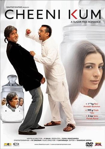 Cheeni Kum 2007 Hindi Bluray Movie Download