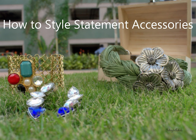 How to style statement accessories feat Confusion Fashion Accessories. image