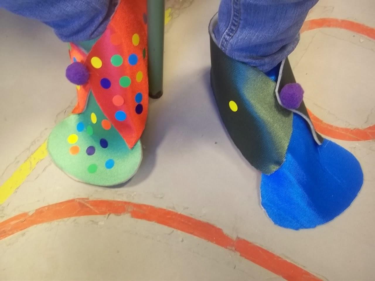 Gorros PayasoJejej Y Zapatos Zapatos De XkiOPZTwu
