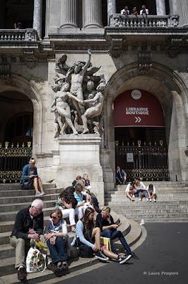 Opéra Garnier, Paris © Laura Prospero