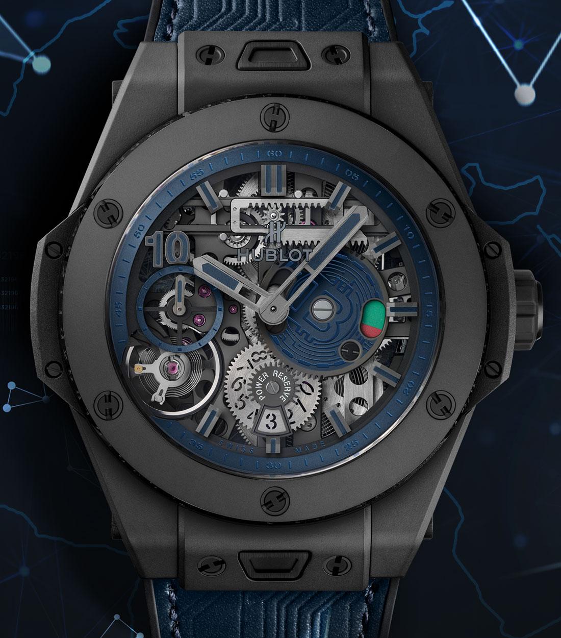 La Mejor Replica De Relojes Hublot Big Bang Meca-10 P2P  b8a0f8174702