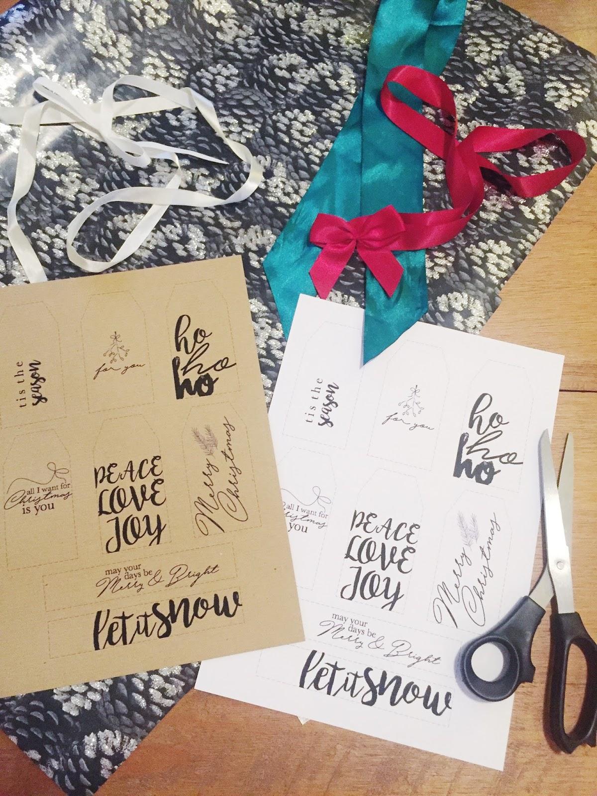 christmas gift tags free printable it s sarah ann