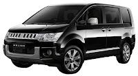 Mitsubishi Delica Warna Hitam Atau Diamond Black Mika
