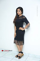 Telugu Actress Karunya Chowdary Latest Stills in Black Short Dress at Edo Prema Lokam Audio Launch .COM 0028.JPG