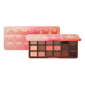 revue palette Sweet Peach Too Faced
