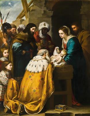 Adoración de los Reyes Magos - 1660/65 - Murillo - The Toledo Museum of Art - Ohi