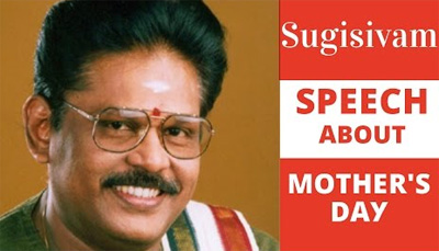 Sugi sivam latest speech about MOTHERS