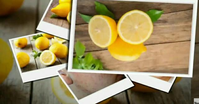 Jangan menggunakan lemon untuk kondisi ini