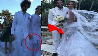 Αθήνα Οικονομάκου γάμος: Σας άρεσε το νυφικό; Αυτό είναι το μεγάλο φάουλ στο γάμο που δεν παρατήρησε κανείς!