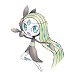 Recebe Meloetta para Pokémon X/Y e OR/AS