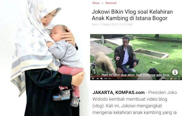 Isu 'Penculikan Anak' Semakin Meresahkan, Ibu Rumah Tangga Ini Surati Jokowi, Begini Isinya..
