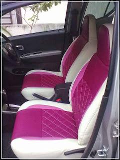 gambar harga sarung jok mobil Innova