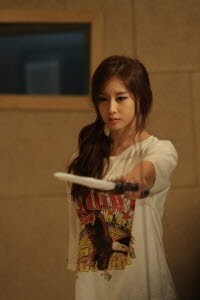 More of T-ara Jiyeon's photos from the filming of 'Dream ...