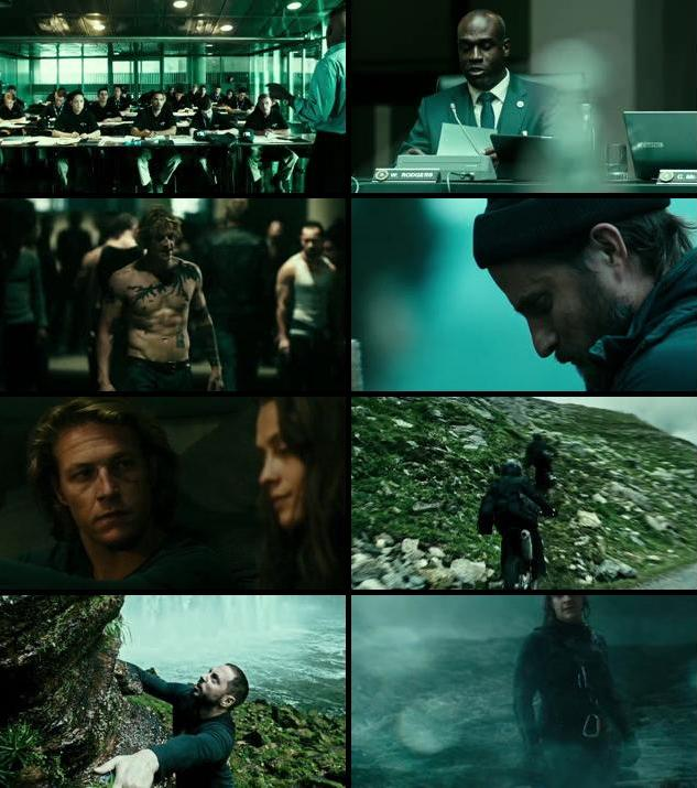 Point Break 2015 Dual Audio Hindi 480p BluRay