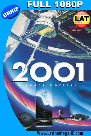 2001 Odisea Del Espacio (1968)  Latino HD 1080P ()