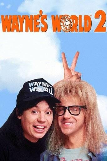 Wayne's World 2 (1993) ταινιες online seires oipeirates greek subs
