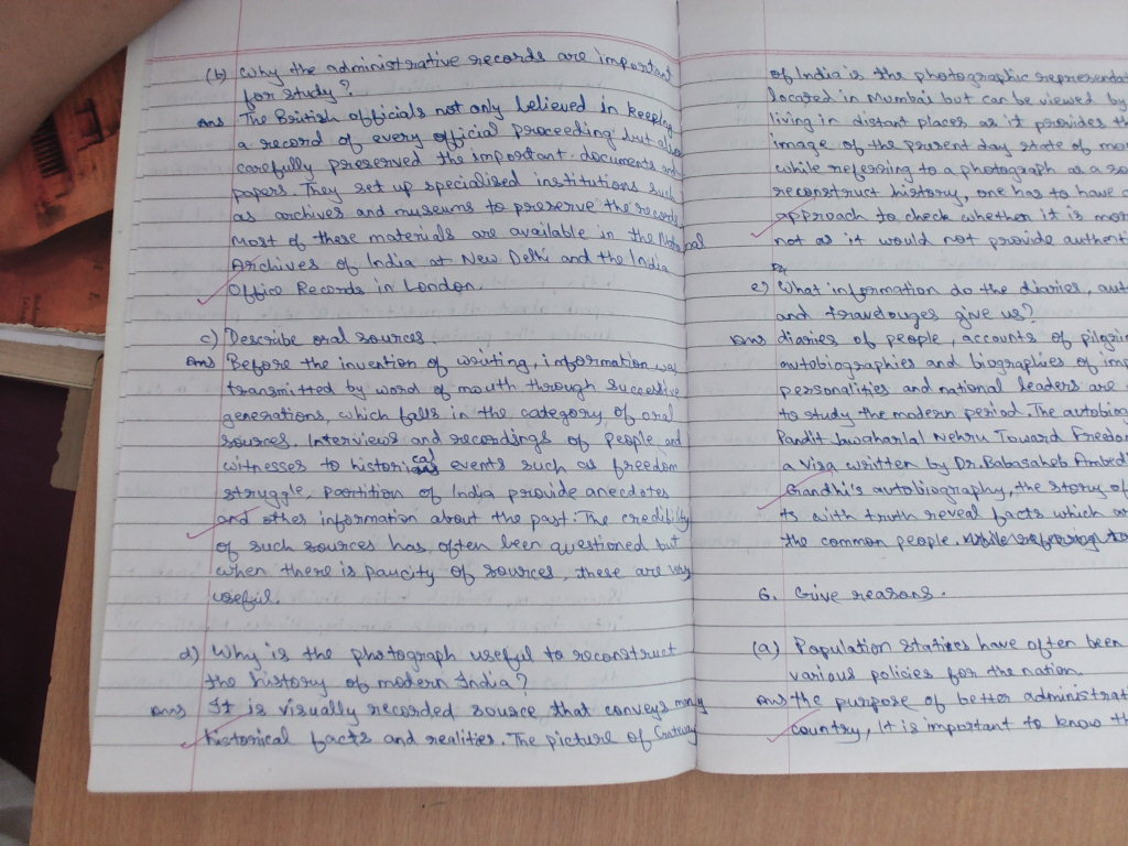 PIS VADODARA STD 8: HISTORY CH-1 Traces of Modern Indian ...
