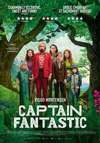 Captain Fantastic 2016 English 300mb Download DVDRip