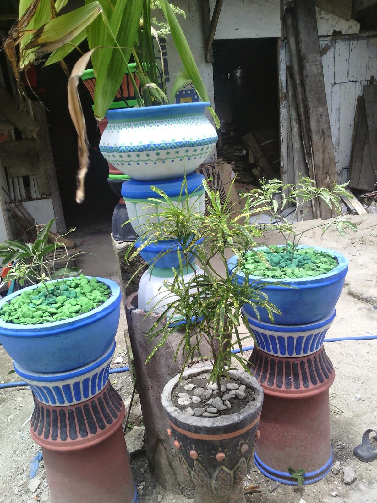 cara membuat pot dari semen  cara mudah membuat pot dari semen f716269a3e