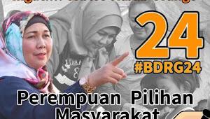 Jika Pemilu Hari Ini, BDRG Dipastikan Terpilih Kembali Jadi Anggota DPD RI Perwakilan NTB