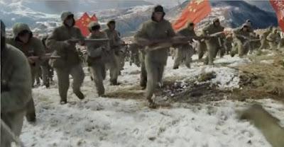 Lazos de guerra - Taegukgi Hwinalrimyeo - 태극기 휘날리며 - Cine bélico - Cine coreano - Corea del Sur - Corea del Norte - el fancine - ÁlvaroGP - el troblogdita