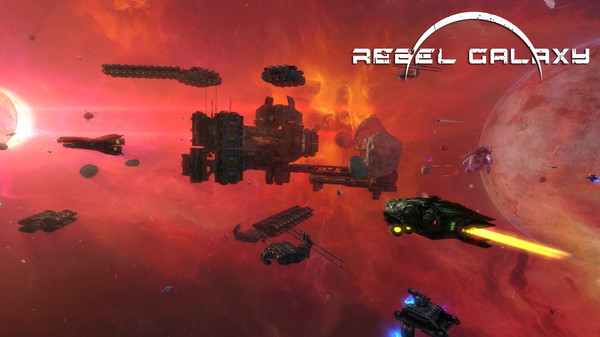 Rebel Galaxy PC Game For Free