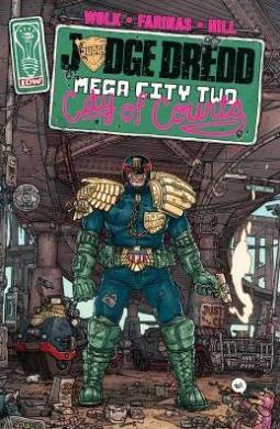 Review - Judge Dredd: Mega-City Two