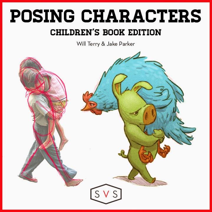 "Will Terry - Children's Book Illustrator: Get ""Posing ..."