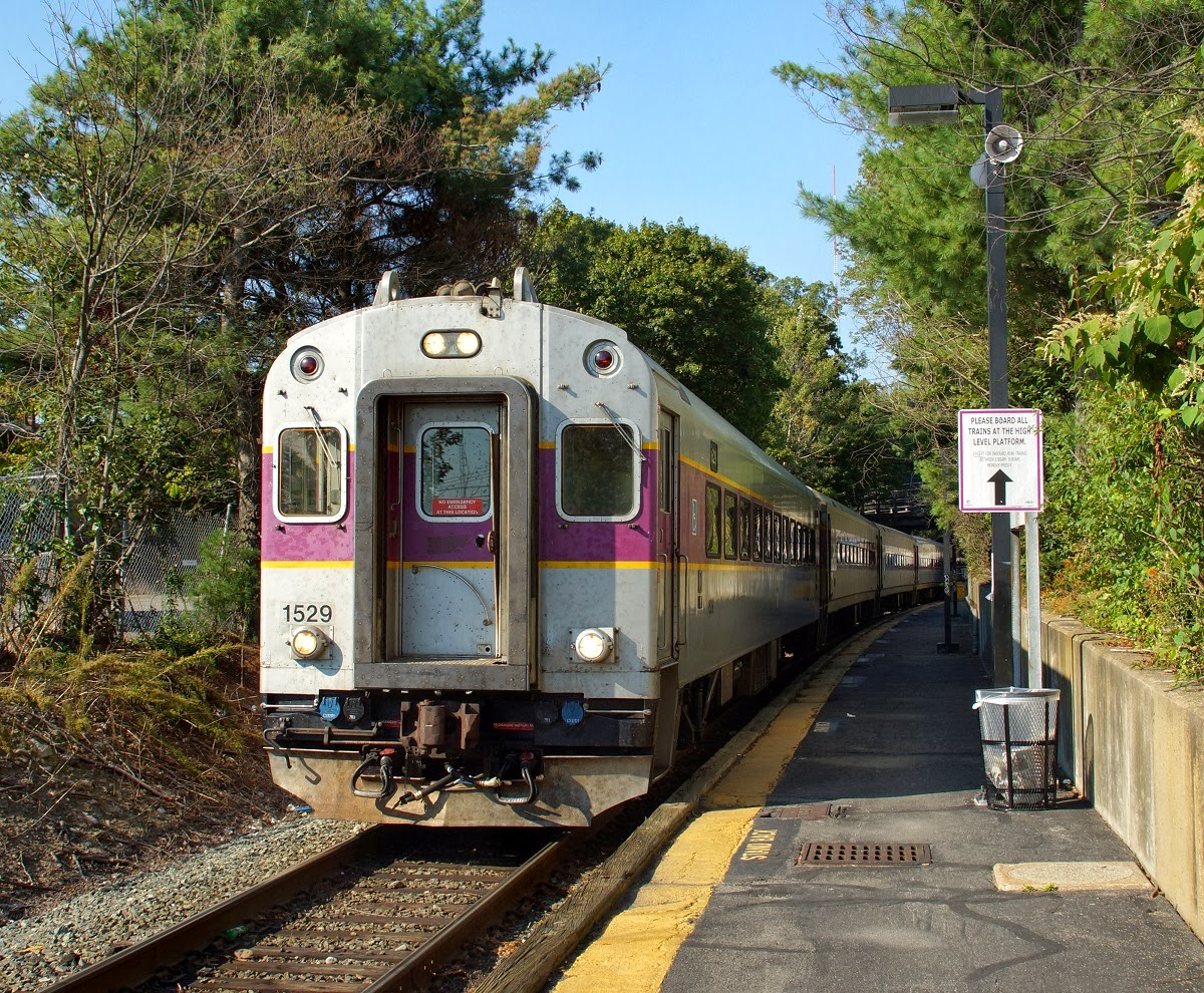 Keolis wins MBTA Contract