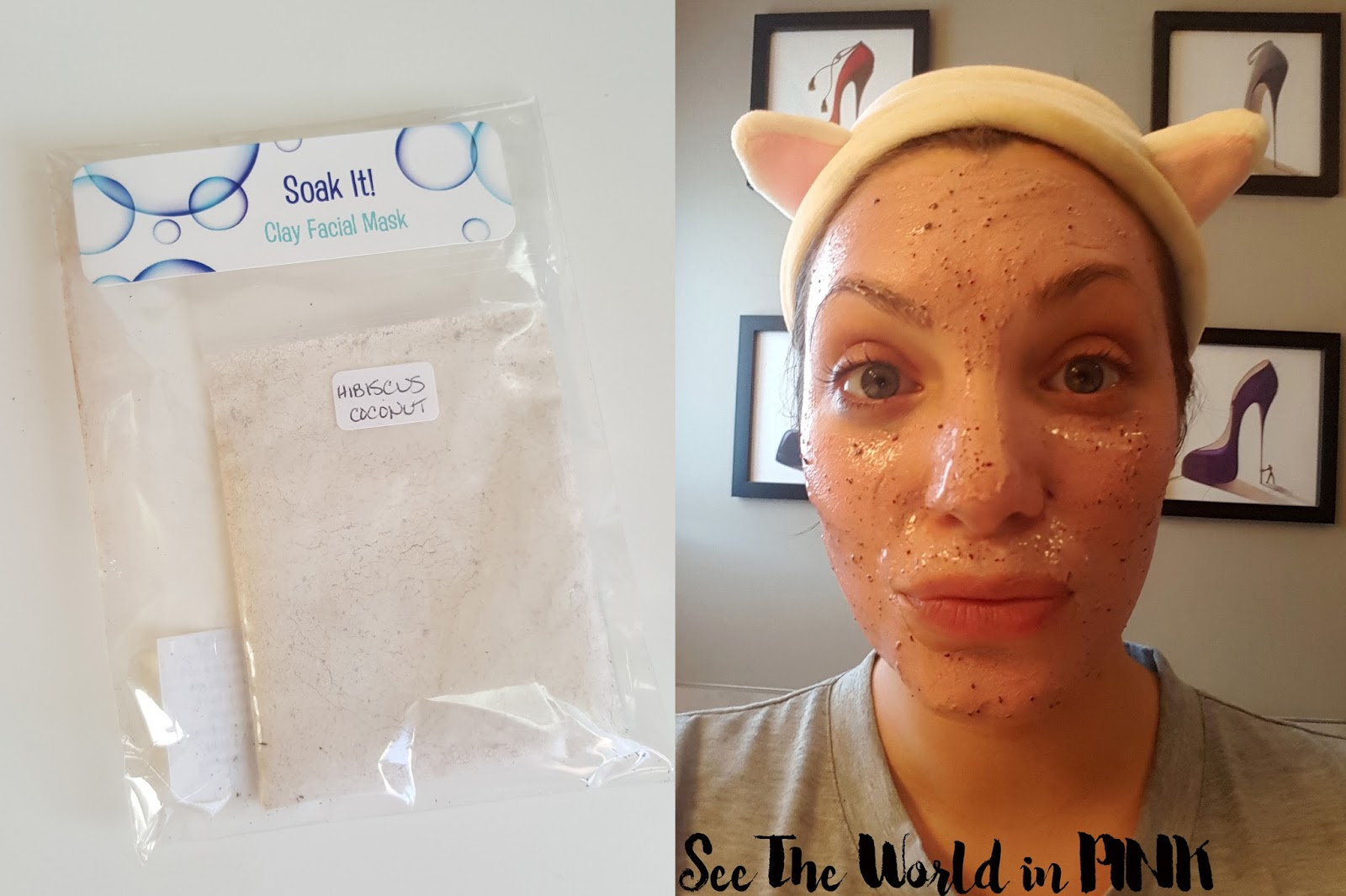 Soak It Canada Hibiscus Coconut Clay Mask Review