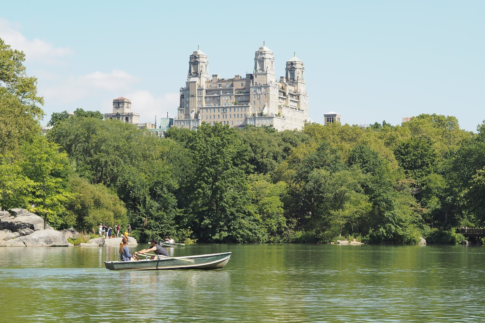 central park new york travel guide