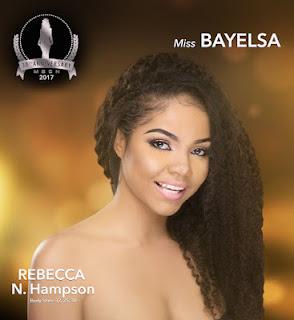 Miss Bayelsa Rebecca N. Hampson
