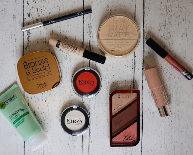beauty blogger, collection, garnier, hannah rose, hanrosewilliams, kiko, maybelline, MUA, rimmel, kiko,