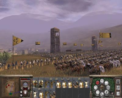 Medieval II: Total War الحروب الأستراتيجية