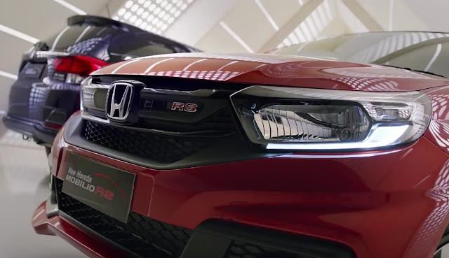 Video Honda Mobilio
