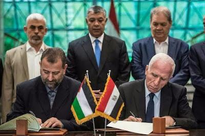 عشرة بنود في رد (فتح) على الورقة المصرية للمصالحة.. فما هي؟  التفاصيل من هناا