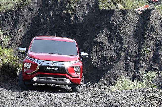 Mitsubishi Xpander bisa digunakan di segala kondisi jalan