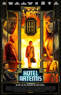 Hotel Artemis - Poster & Trailer
